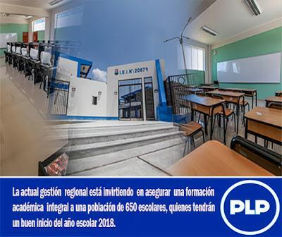 C.P. PARAÍSO CON NUEVA INFRAESTRUCTURA EDUCATIVA…