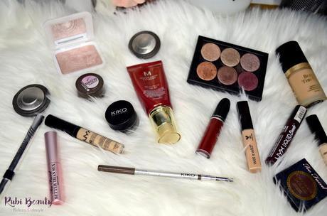 Hola 2018 | Favoritos de Maquillaje 2017