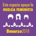 Por la huelga feminista del 8 de marzo!!