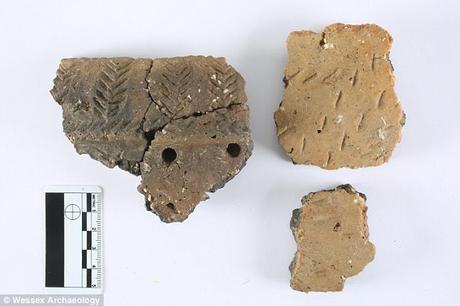 Descubren un monumento neolítico cerca de Windsor (Gran Bretaña)