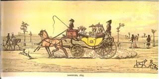 Simbología de los carruajes en la obra de Jane Austen: 'Sentido y sensibilidad'
