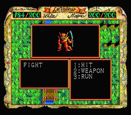 Mashou Denki: La Valeur de MSX2 traducido al inglés
