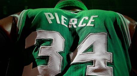 """Boston Celtics retiran la camiseta 34 de """"The Truth"""""""