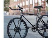 neumático bicicleta plegable aire prueba pinchazos