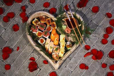 Sushita X San Valentín