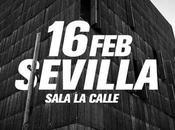 DEAD últimas Horas llegan Sevilla