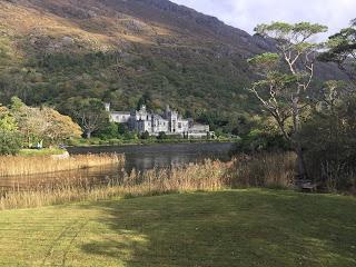 Kylermore Castle, donde el amor perdura.