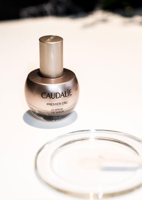 CosmetikTrip10, descubriendo el suero Premier Cru de Caudalie