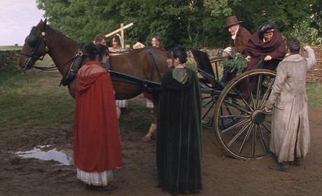 Simbología de los carruajes en la obra de Jane Austen: 'Persuasión'