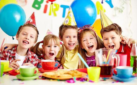Resultado de imagen de fiestas infantiles