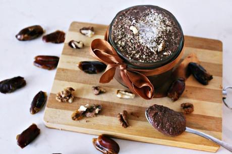 Nutella con dátiles, ¡Descubre la receta!