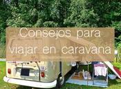 Consejos para viajar caravana