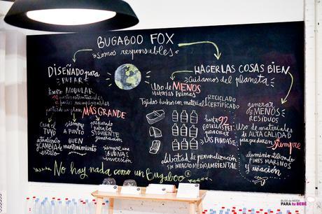Bugaboo Fox, di 'Sí' a vivir la vida con sentido y pasión