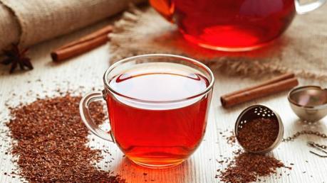 13 razones maravillosas para tomar té Rooibos a diario