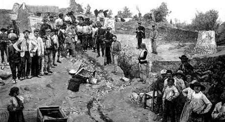 Cuando un Notario fué condenado a muerte por asesinar a su tía en Villacañas