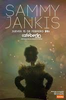 Concierto de Sammy Jankis en el Café Berlín