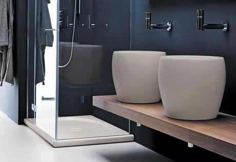 Los lavabos más originales para tu baño