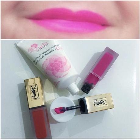 He probado: Maquillajes