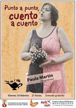 Cuentos adultos: 'Punto a punto, cuento a cuento' – Paula Martín