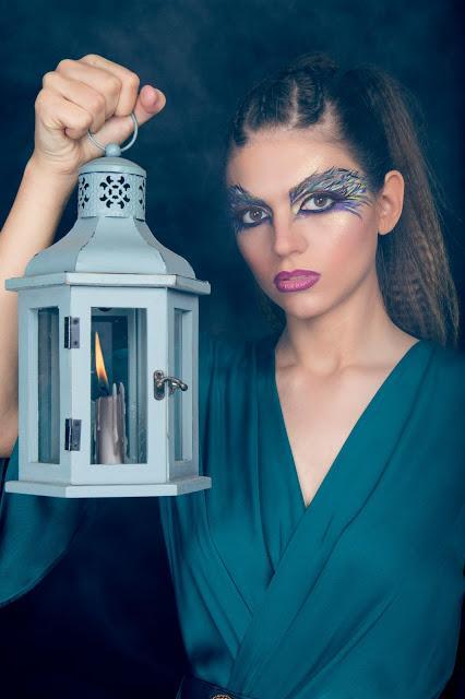 Maquillaje de Fusión - Especial Carnaval