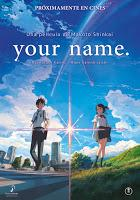 Kimi no Na Wa - Your Name - cartel