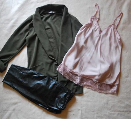 Cómo combinar un top lencero para este invierno/primavera