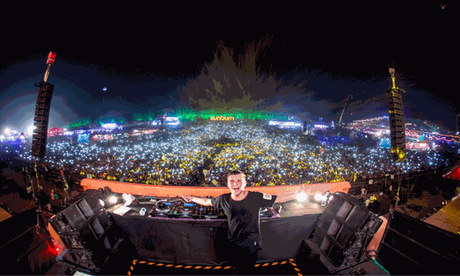 Daydream Festival ficha al número 1 del mundo, Martin Garrix, para su primera edición en el Circuito de Barcelona (Montmeló).
