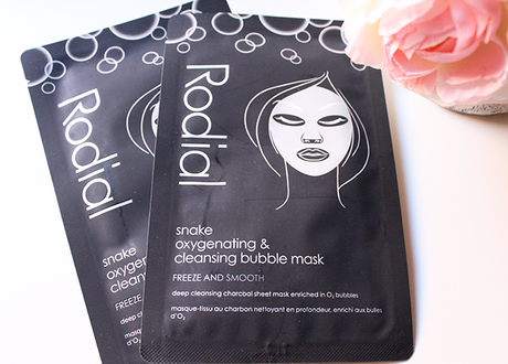 Snake Oxygenating & Cleansing Bubble Mask de Rodial - Detoxifica y purifica