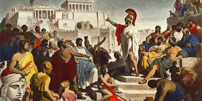Fogonazos de historia (II) - El ascenso de los demagogos