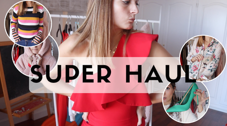 TRY ON HAUL | ZARA STRADIVARIUS SHEIN - Marilyn's Closet