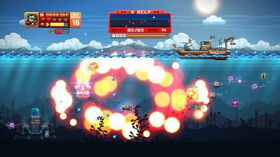 Impresiones con 'Aqua Kitty UX' para Switch; gatitos submarinos con ganas de marcha