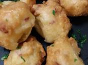 Buñuelos jamón