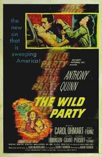 FIESTA SIN FIN  (Wild Party, the) (USA, 1956) Intriga