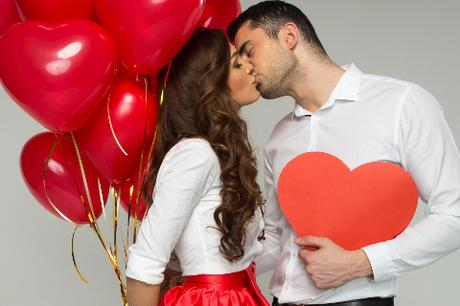 San Valentin. Dia de los Enamorados.