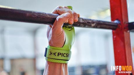 Materiales autorizados por CrossFit  Inc. para los Open