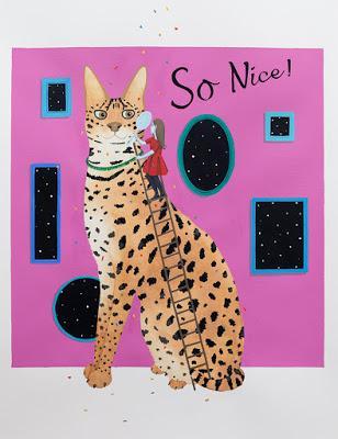Dulce Porvenir Estudio, pintura e ilustración de Rosa Alamo