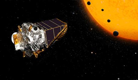 Resultado de imagen de kepler telescope