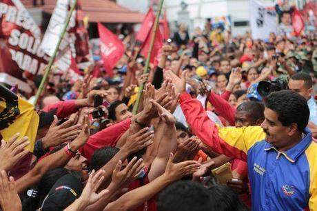 Mientras Estados Unidos se ha ocupado históricamente de sembrar el odio y la hostilidad en América Latina y el Caribe, Cuba y Venezuela quieren para la región la paz y la unidad. fotos: archivo