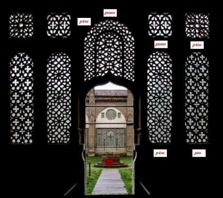 Simetrías II en la Catedral de Tarazona