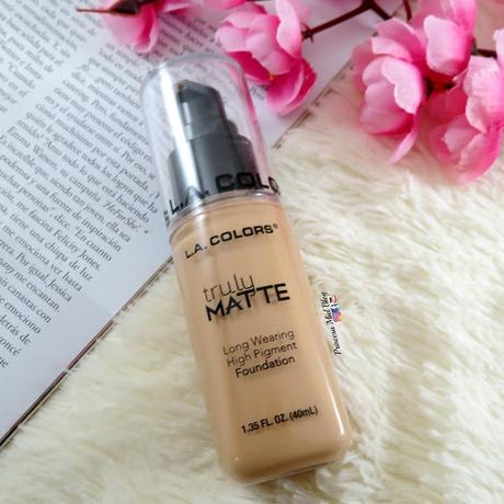 Truly Matte Foundation de L. A. Colors