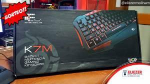Concurso: Teclado gamer FanTech K7M