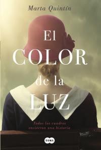 El color de la luz - Marta Quintín