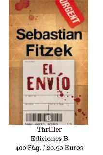 El envío, Sebastian Fitzek