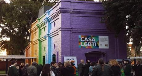 El Embajador de Canadá en Argentina visitó la Casa LGBTI de Rosario