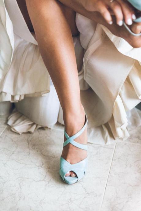 zapatos Lodi, para novias con estilo