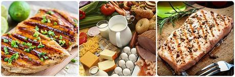 Alimentos para corredores