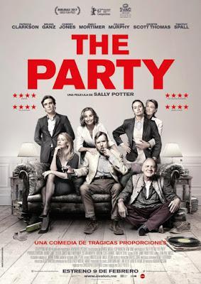 The Party: La vitriólica comedia de Sally Potter.