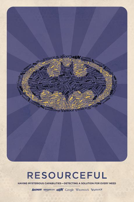 logos superheroes