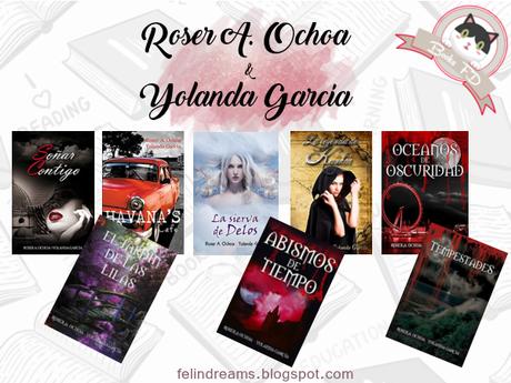 (Entrevista) Conociendo a # 10 - Roser A. Ochoa & Yolanda García