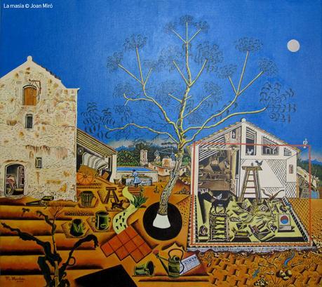 Hambre y sueño por un futuro: Joan Miró
